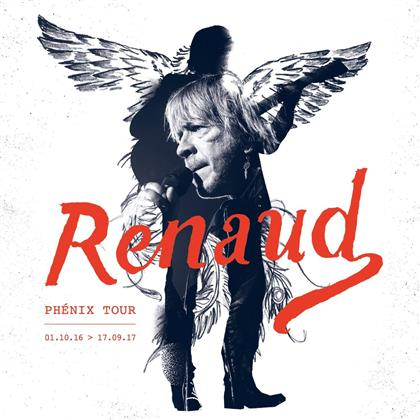 Renaud - Phoenix Tour (Deluxe Edition, 3 LPs + 2 CDs + 2 DVDs)