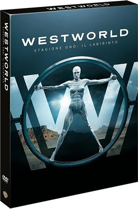 Westworld - Stagione 1 - The Maze (3 DVDs)