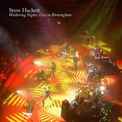 Steve Hackett - Wuthering Nights: Live in Birmingham (2 CDs + 2 DVDs)