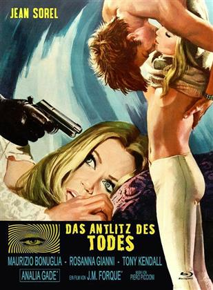 Das Antlitz des Todes (1971) (Cover A, Eurocult Collection, Limited Edition, Mediabook, Uncut, Blu-ray + DVD)