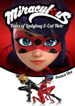 Miraculous - Tales Of Ladybug and Cat Noir - Season 1 (4 DVDs)
