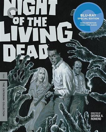 Night Of The Living Dead (1968) (s/w, Criterion Collection)