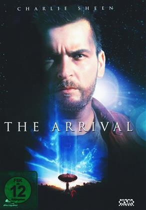 The Arrival (1996) (Cover B, Collector's Edition, Limited Edition, Mediabook, Blu-ray + DVD)