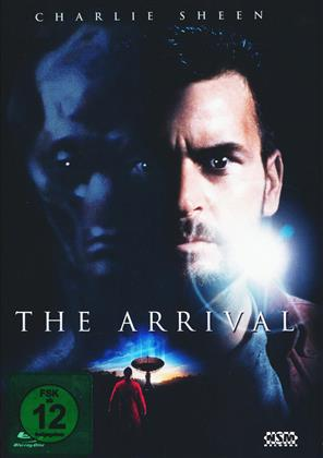 The Arrival (1996) (Cover C, Collector's Edition, Limited Edition, Mediabook, Blu-ray + DVD)