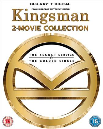 Kingsman - 2-Movie Collection (2 Blu-rays)