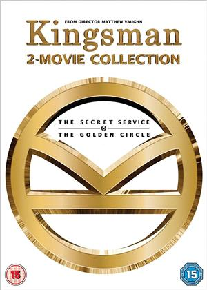 Kingsman - 2-Movie Collection (2 DVDs)
