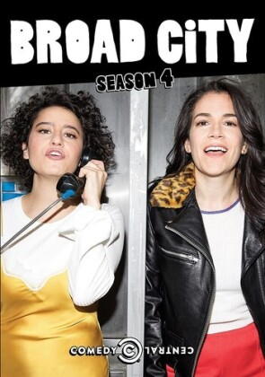 Broad City - Season 4 (2 DVDs)