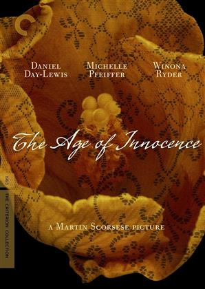 The Age Of Innocence (1993) (Criterion Collection)