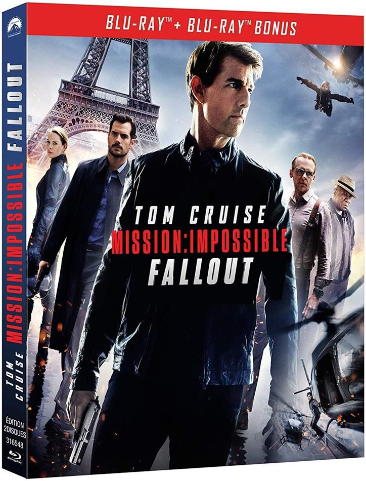 Mission: Impossible 6 - Fallout (2018) (2 Blu-rays)
