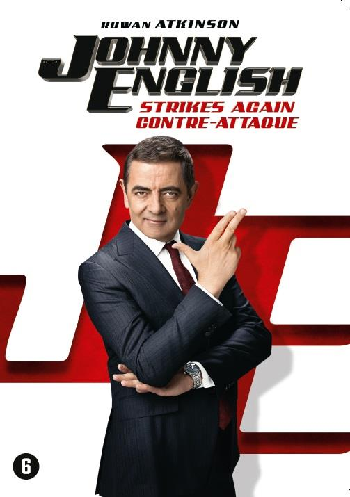 Johnny English 3 - Strikes Again - Contre-attaque (2018)