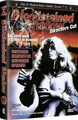 Bloodstained Shadow (1978) (Grosse Hartbox, The X-Rated Italo-Giallo-Series, Director's Cut, Uncut)