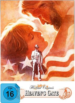 Heaven's Gate (1980) (US Kinoversion, Collector's Edition, Director's Cut, Limited Edition, Mediabook, 2 Blu-rays + DVD)