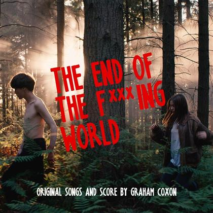 Graham Coxon (Blur) - End Of The F***Ing World - OST (2 LPs)