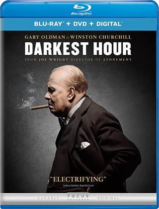 Darkest Hour (2017) (Blu-ray + DVD)