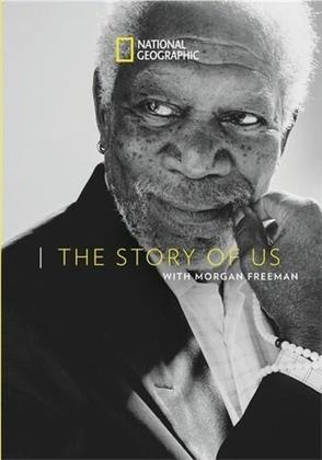 The Story Of Us - With Morgan Freeman (National Geographic, 2 DVDs)