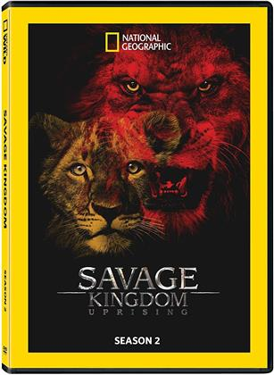 Savage Kingdom - Season 2 - Uprising (National Geographic, 2 DVDs)