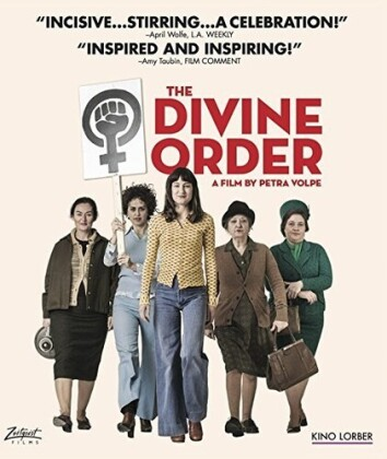 The Divine Order (2016)