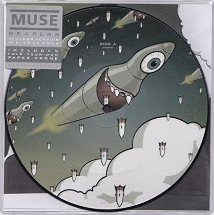 "Muse - Reapers (7"" Single)"