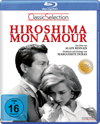 Hiroshima mon amour (1959) (Classic Selection, s/w, Restaurierte Fassung)