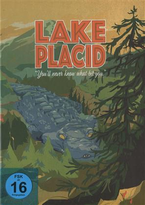 Lake Placid (1999) (Cover B, Limited Edition, Mediabook, Uncut, 2 Blu-rays)