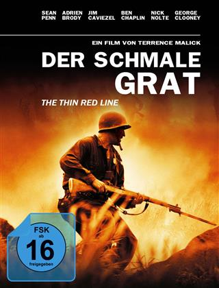 Der schmale Grat (1998) (Film Confect Essentials, Limited Edition, Mediabook)