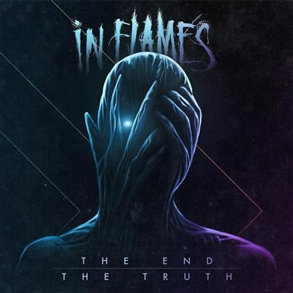 "In Flames - The End / The Truth (Clear Vinyl, 7"" Single)"