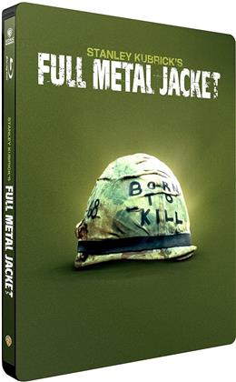 Full Metal Jacket (1987) (Iconic Moments Collection, Limited Edition, Steelbook)