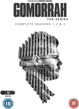 Gomorrah - Seasons 1-3 (12 DVDs)