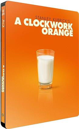 A Clockwork Orange (1971) (Iconic Moments Collection, Limited Edition, Steelbook)