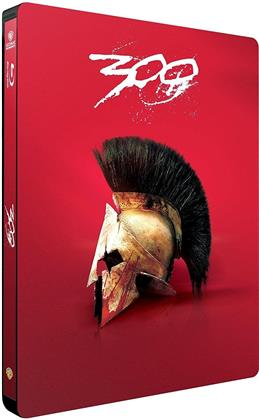 300 (2006) (Iconic Moments Collection, Limited Edition, Steelbook)