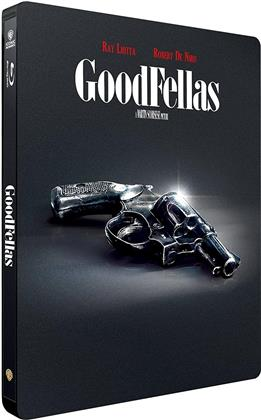GoodFellas (1990) (Iconic Moments Collection, Limited Edition, Steelbook)