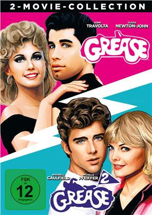 Grease 1 / Grease 2 (2 DVDs)