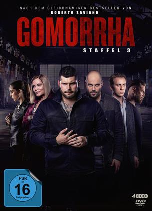 Gomorrha - Staffel 3 (4 DVDs)