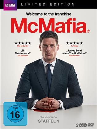 McMafia - Staffel 1 (BBC, Limited Edition, 3 DVDs)