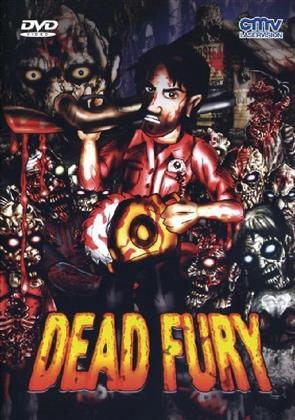 Dead Fury (2008) (Kleine Hartbox, Limited Edition, Uncut)