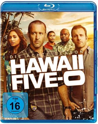 Hawaii Five-O - Staffel 8 (2010) (5 Blu-rays)