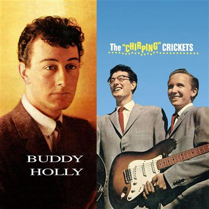 Buddy Holly & The Crickets - Buddy Holly & The Chirping Crickets (SACD)