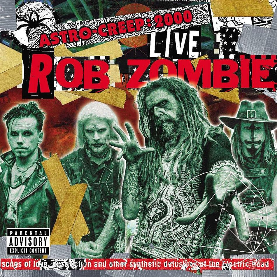 Rob Zombie - Astro-Creep: 2000 Live Songs Of Love Destruction (LP)