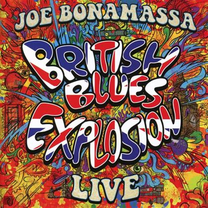 Joe Bonamassa - British Blues Explosion Live (2 CDs)