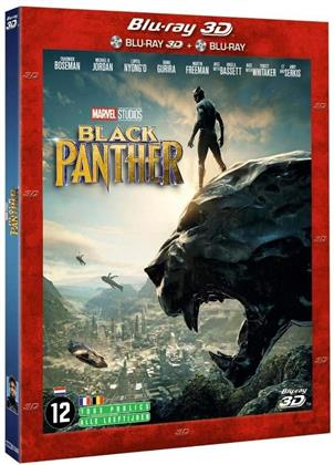 Black Panther (2018) (Blu-ray 3D + Blu-ray)
