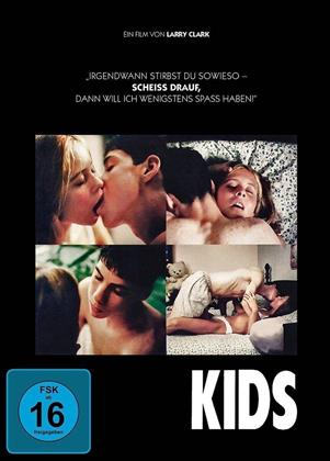Kids (1995) (Filmjuwelen, Limited Edition, Mediabook, Blu-ray + DVD)