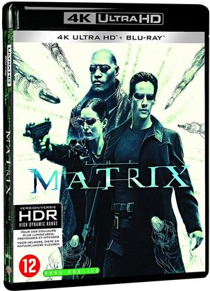 The Matrix (1999) (4K Ultra HD + Blu-ray)