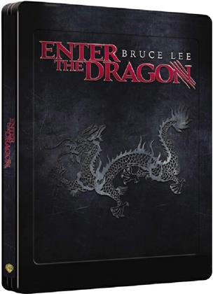 Bruce Lee - Enter The Dragon (1973) (Steelbook, Uncut)