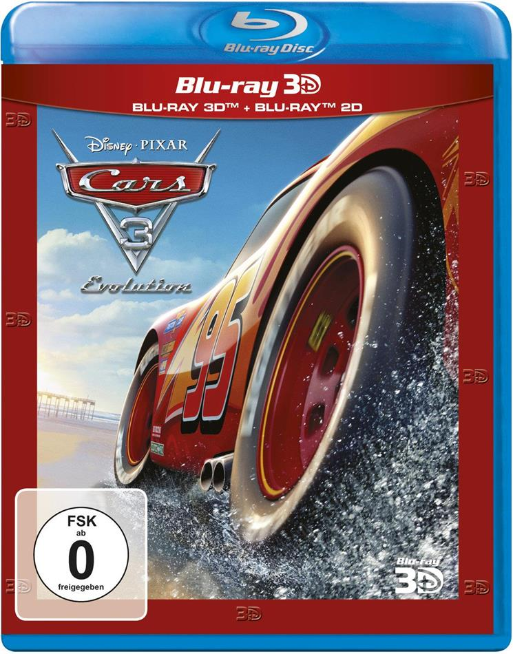 Cars 3 - Evolution (2017)