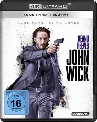 John Wick (2014) (4K Ultra HD + Blu-ray)