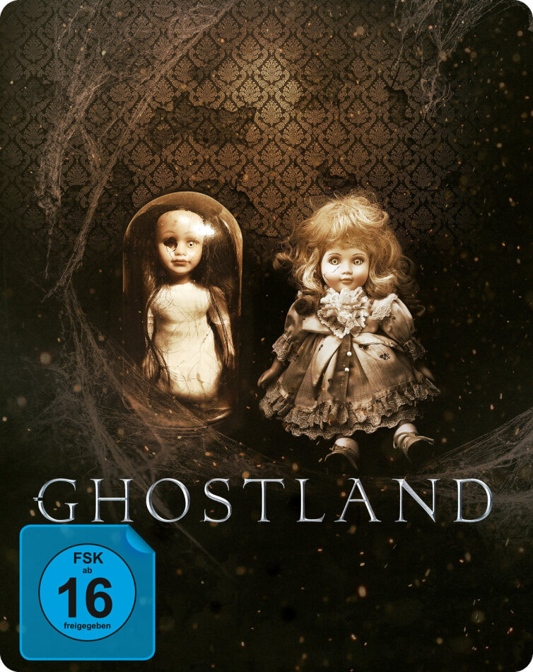 Ghostland (2018) (Limited Edition, Steelbook)