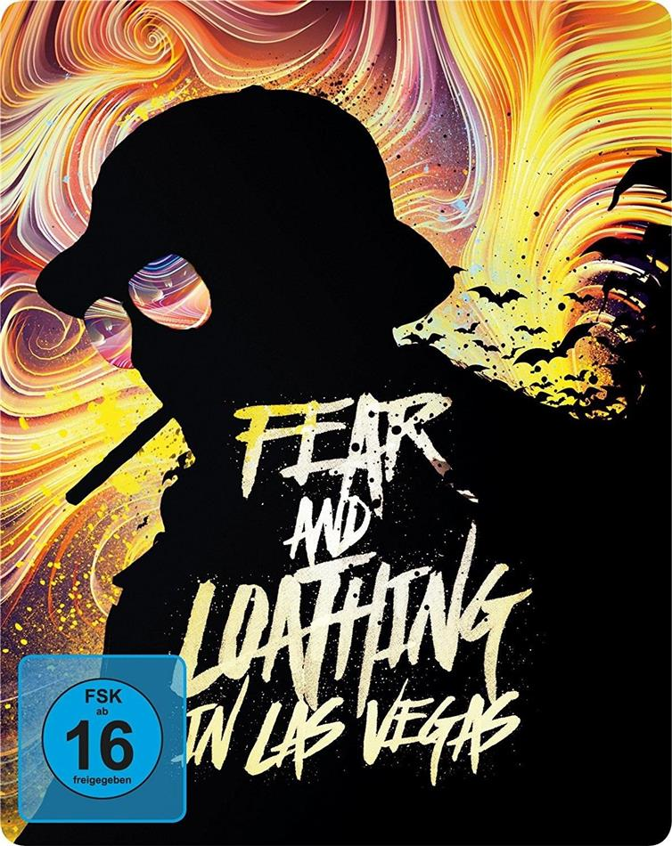 Fear and Loathing in Las Vegas (1998) (Limited Edition, Steelbook)