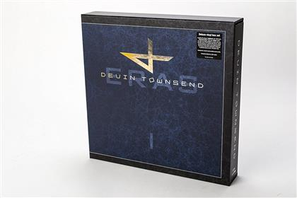 Devin Townsend - Eras - Vinyl Collection Part I (Gatefold, Limited Edition, 7 LPs)