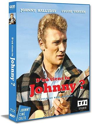 D'où viens-tu Johnny ? (1963) (s/w, Blu-ray + DVD)