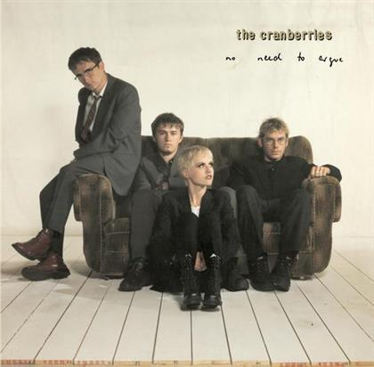 The Cranberries - No Need To Argue (Limited Edition, Solid Blue Vinyl, LP)